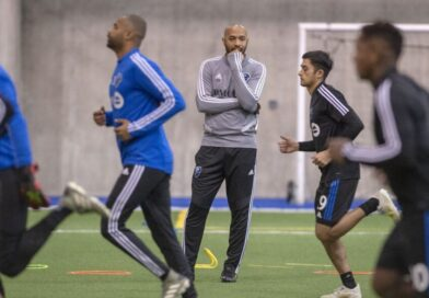 Thierry Henry doit combler le milieu de terrain