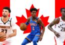 NBA : De plus grandes responsabilités pour trois Canadiens