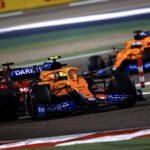 McLaren en force, Aston Martin l'échappe