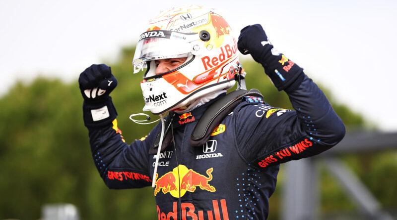 Verstappen survole la deuxième course
